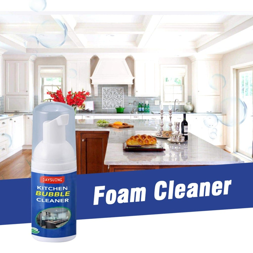 Multifunction Grease Dirt Foam Cleaner ⋆ COZEXS