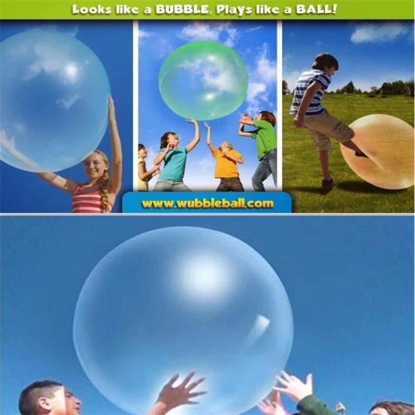 Amazing Bubble Ballon