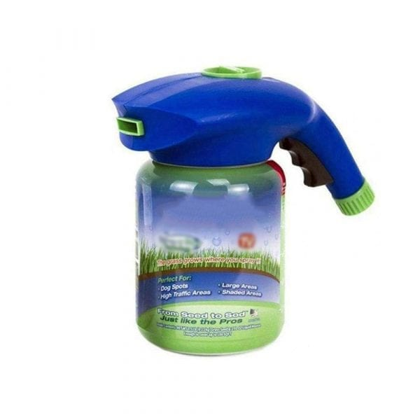 Green Grass Lawn Spray