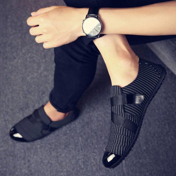Men's Vanta Stripe Loafers