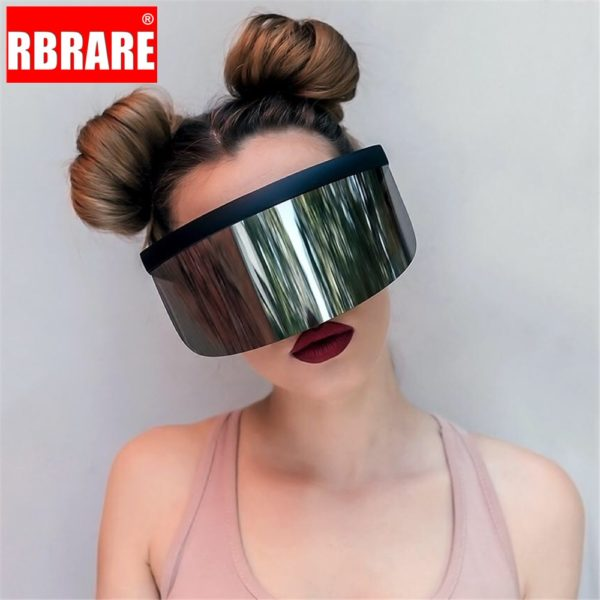 Colorful Face Protection Glasses