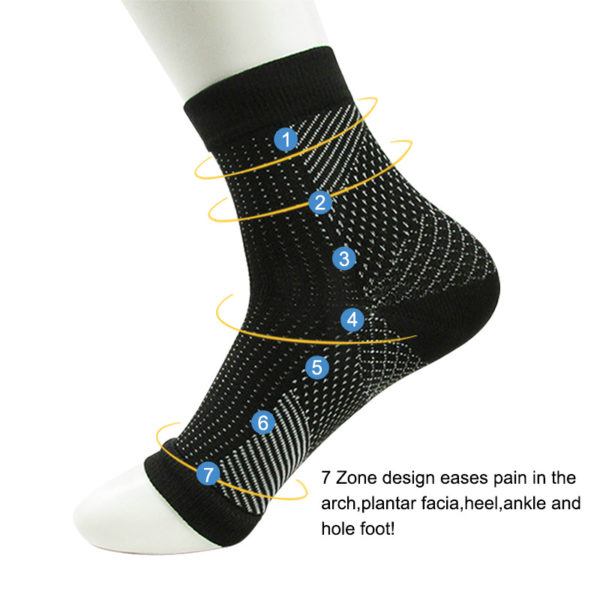 Pain Relief Foot Compression Sleeves