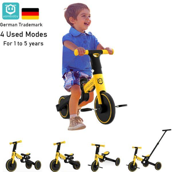 4 In 1 Kids Trike